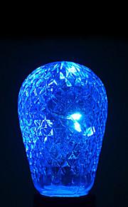 1 stk 1.5 E27 LED-globepærer 16 leds Dekorativ Varm hvit Kjølig hvit Blå Grønn 100-200lm 2800-3200/6000-6500