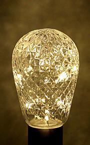 1 stk 1.5 LED-globepærer 24 leds Dekorativ Varm hvit Kjølig hvit Blå Grønn 100lm 2800-3200/6000-6500