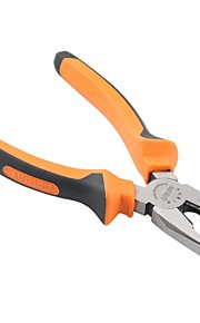 reparación de la nariz plana doblada corte alicates tornillo de banco aislado -deslizador cables eléctricos cortadores de cable sujeción