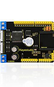 Keyestudio Balance Car Shield is Compatible for Arduino Balancing Car Motor Drive