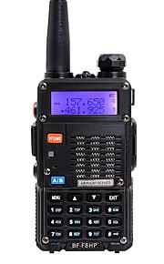 Baofeng F8HP Radio Walkie Talkie 2 Dual Band Portable VHF UHF Radio Police Equipment Big Power Long Distance Long Standby Hunting