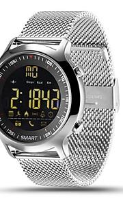 Смарт Часы EX18 для iOS / Android Израсходовано калорий / Длительное время ожидания / Защита от влаги / Регистрация деятельности / Регистрация дистанции / Секундомер / Педометр / Напоминание о звонке
