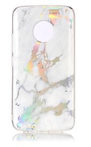 Case For Motorola G5 Plus C plus Plating IMD Back Cover Marble Soft TPU for Moto G5 Plus Moto G5 Moto C Moto C plus