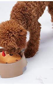 Cachorro Tigelas e Bebedouros Animais de Estimação Tigelas e alimentação de animais Durável
