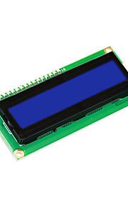 Keyestudio 16X2 1602 I2C/TWI LCD Display Module for Arduino UNO R3 MEGA 2560 White in Blue