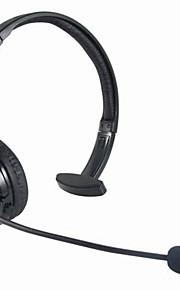 m10b hifi głębokie, bezprzewodowe, stereofoniczne zestaw słuchawkowy z redukcją szumów i mikrofonem dla wszystkich telefonów ps3