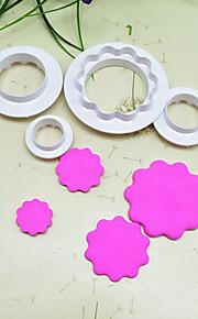 Plätzchen-Werkzeuge Neuheit Für Plätzchen Kunststoff Heimwerken