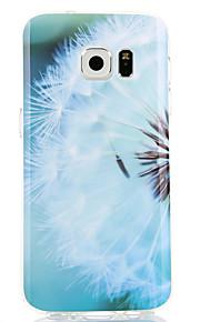 Кейс для Назначение SSamsung Galaxy S7 edge S7 IMD Задняя крышка одуванчик Мягкий TPU для S7 edge S7