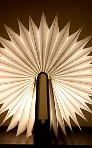 1st LED Night Light Uppladdningsbar Inbyggd Li-batteridriven Varmt vit