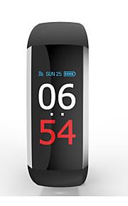 G19 pulseira inteligente impermeável longo tempo de espera g-sensor sensor de frequência cardíaca