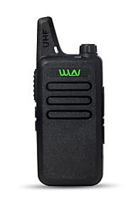 Small Walkie Talkie WLN KD-C1 UHF 400-470MHz Mini Radio Portable Communication Equipment CB Radio