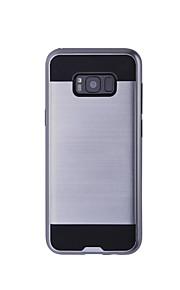 Custodia Per Samsung Galaxy S8 Plus S8 Resistente agli urti Integrale Tinta unica Resistente TPU per S8 Plus S8 S7 edge S7 S6 edge S6 S5