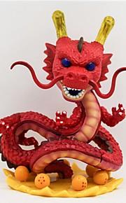 anime figurki inspirowane smoczą piłką smok pvc cm model zabawki lalka zabawka