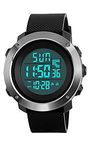 Homens Casal Relógio Esportivo Relógio de Moda Relógio de Pulso Chinês Quartzo Calendário Impermeável Cronômetro Noctilucente PU Banda