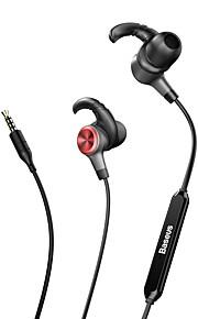 baseus h31 oreille stéréo universel haute définition écouteurs réduction passive du bruit