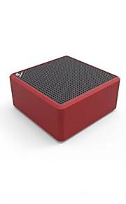 Q7 Bluetooth högtalare Bluetooth 4,2 Micro USB Utomhushögtalare Guld Silver Röd Blå