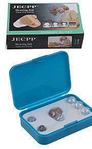 Jecpp V - 188 BTE volume adjustable sound enhancement amplifier radio hearing aid