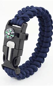 Compasses Travel Multi-function Compass Camping / Hiking Camping / Hiking / Caving Traveling Picnic Nylon cm 1 pcs