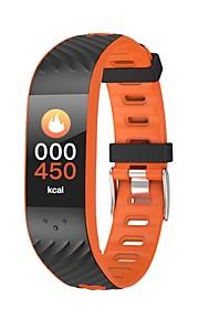 Smart Bracelet Bluetooth Gift Calories Burned Touch Sensor APP Control Pulse Tracker Pedometer Activity Tracker Sleep Tracker Alarm Clock