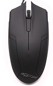 Chasing Panther 119 Wired USB Interface Game Mouse 4 Button 1600 DPI