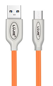 Micro USB 2.0 Connect Cable, Micro USB 2.0 to USB 2.0 Connect Cable Male - Male <1m/3ft 480 Mbps