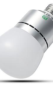 YWXLIGHT® 1szt 12W 1100-1200 lm E26/E27 Inteligentne żarówki LED 24 Diody lED SMD 2835 Smart Kontrola światła Ciepła biel Zimna biel