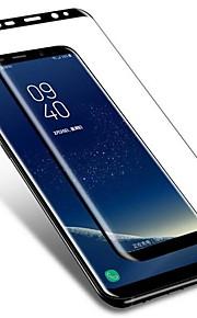 Proteggi Schermo Samsung Galaxy per S9 Plus Vetro temperato 1 pezzo Proteggi-schermo integrale Estremità angolare a 3D Anti-impronte