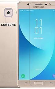 Proteggi Schermo Samsung Galaxy per J7 Max PET 2 pcs Proteggi-schermo frontale Anti-riflesso Anti-impronte Anti-graffi Ultra sottile Alta