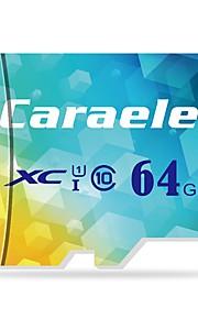 Caraele 64GB Micro-SD-Karte TF-Karte Speicherkarte Class10 CA-1