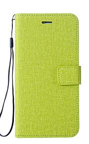 Custodia Per Huawei Mate 10 Porta-carte di credito A portafoglio Con supporto Con chiusura magnetica Integrale Tinta unica Resistente