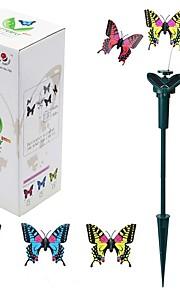 Forsknings- og oppdagelsesett Leketøy Solramme Sommerfugl Tema profesjonelt nivå Vandring Focus Toy Dyremønster Alle 1pcs Deler