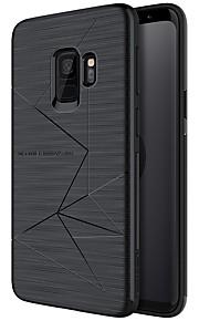 ケース 用途 Samsung Galaxy S9 S9 Plus 耐衝撃 つや消し バックカバー ソリッド ソフト TPU のために S9 Plus S9 S8 Plus S8
