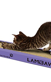 Catnip Beds Simple Pet Friendly Scratch Pad Paraben Free Formaldehyde Free Catnip Cardboard Paper For Cats