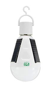 YWXLIGHT® 1pç 7W Focos de LED Solar Impermeável Iluminação Externa Branco Frio 85-265V