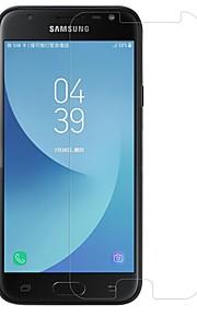 Ochrona ekranu na Samsung Galaxy J3 (2017) Szkło hartowane 1 szt. Folia ochronna ekranu Twardość 9H / Odporne na zadrapania