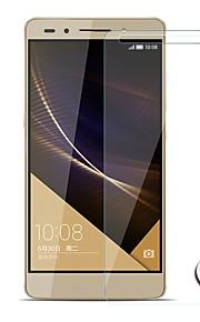 Skärmskydd Huawei för Huawei Honor 7 PET 1 st Displayskydd framsida Ultratunnt Explosionssäker