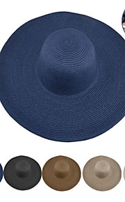 Hat Summer Quick Dry / Sun Shades / Breathability Hiking / Outdoor Exercise / Traveling Women's Straw
