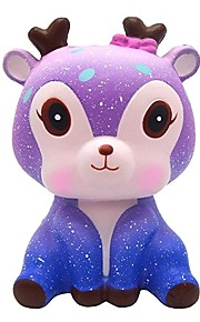 Squeeze Toy / Sensory Toy / Stress Reliever Deer Decompression Toys Others 1pcs Children's All Gift