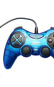 Med ledning Game Controllers Til PC Bærbar / Vibrering Game Controllers ABS 1pcs enhet USB 2.0