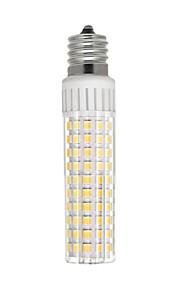 1 szt. 8.5 W 1105 lm E17 Żarówki LED kukurydza T 125 Koraliki LED SMD 2835 Przygaszanie Ciepła biel / Zimna biel 110 V