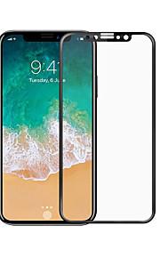 Ochrona ekranu na Jabłko iPhone XS Max Szkło hartowane 1 szt. Folia ochronna ekranu / Osłona na przód i obiektyw Wysoka rozdzielczość (HD) / Twardość 9H / Antyodciskowa