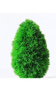 Διακόσμηση Ενυδρείου Στολίδια / Υδρόβιο φυτό Αδιάβροχη / Διακοσμητικό Πλαστική ύλη