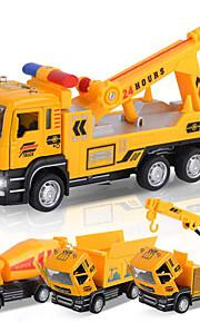 Игрушечные машинки Строительная техника Автомобиль Взаимодействие родителей и детей Алюминиево-магниевый сплав Детские Все Игрушки Подарок