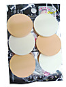 Dry and Wet Dual Finish Versatile Makeup Masters powder(6pcs)