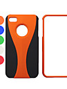Protective Hard Plastic Case for iPhone 4 / 4S