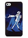 Housse de protection rigide abs pour iPhone 4 et 4s (danseuse)