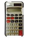 Ретро защитный жесткий кейс для Ipod Touch 4 (калькулятор)