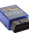 Mini ELM327 V1.5 Bluetooth Wireless OBD-2 Auto Car Diagnostic Scan Tool