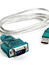 Cable USB - RS232 (1 m)