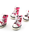 Dog Shoes & Boots Cowboy Fashion Camouflage Blushing Pink